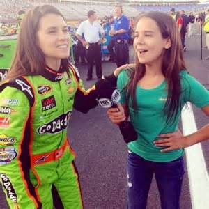 Karsyn Elledge Danica Patrick And