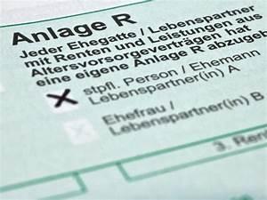 Steuer Auf Rente Berechnen : das formular f r rentner mit der anlage r steuern sparen n ~ Themetempest.com Abrechnung