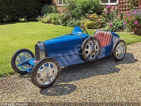 A Type 52 Bugatti 'baby', French Sold By Bonhams