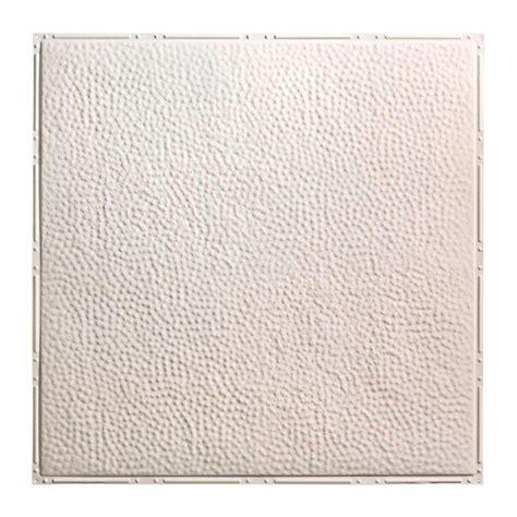 white tin ceiling tiles home depot great lakes tin chicago 2 ft x 2 ft nail up tin ceiling