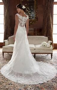 Previous item next item for Casablanca wedding dress