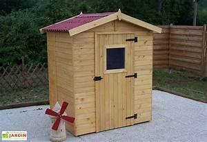 Abri De Jardin 3m2 : abri de jardin bois eden 1 6x1 2 16mm plancher habrita ~ Dode.kayakingforconservation.com Idées de Décoration