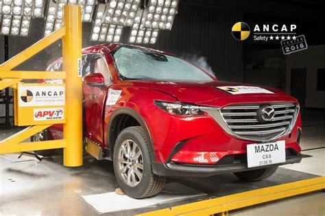 2016 Mazda Cx-9 Awarded 5-star Ancap Safety