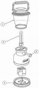 Coleman 2000000869 Parts List And Diagram   Ereplacementparts Com