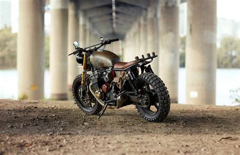 dixon daryl bike apocalypse zombie custom walking dead motorcycle moto nighthawk scrambler cb750 autoevolution