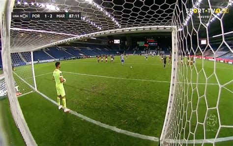 Video: United target Telles has penalty saved after mind games