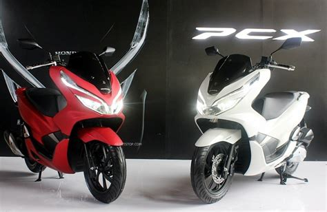 Honda Pcx 2018 Abs by Harga New Honda Pcx 150 Esp My 2018 Resmi Dirilis Power