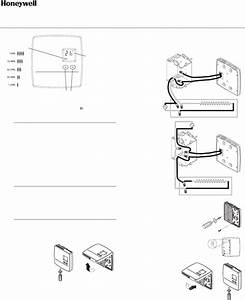 Honeywell Thermostat Rlv3100 User Guide