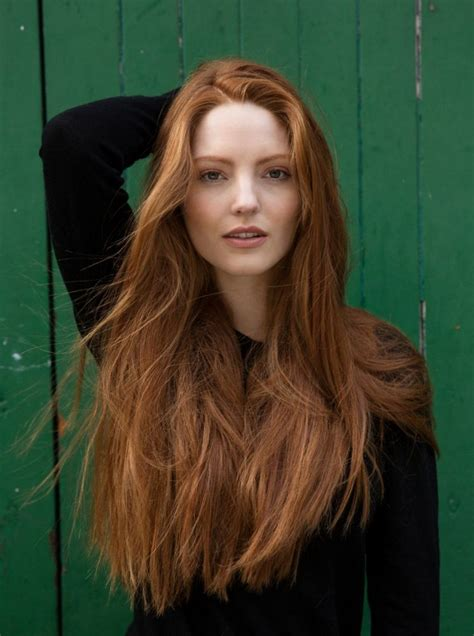 Photographer Captured Incredible Beauty Of Red Hair From