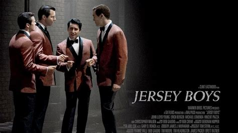 jersey boys images  poster  jersey boys