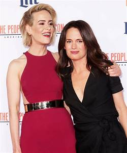 Sarah Paulson Picture 139 - The Premiere of FX's American ...