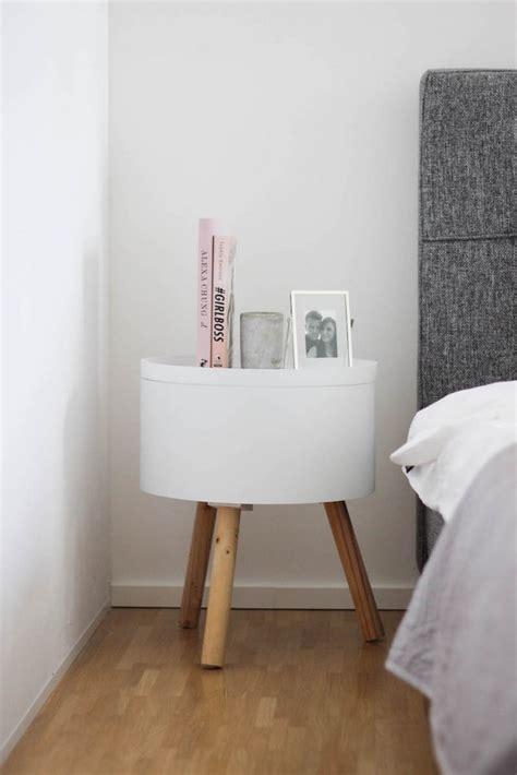 Kleiner Nachttisch Weiß by Schlafzimmer Gestalten Grau Wei 223