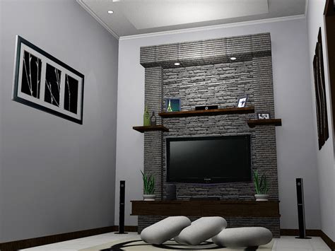kumpulan desain rumah berkebun desain interior ruang