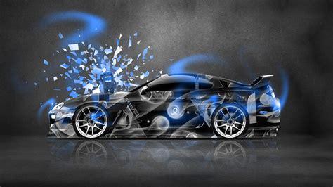 Toyota Hiace 4k Wallpapers by Toyota Supra Jdm Style Domo Kun Car 2014 El Tony