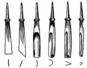 Wood Carving Tools ClipArt ETC