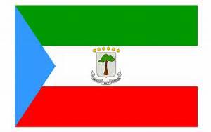 Equatorial Guinea's flag wallpaper 1920 x 1200 Equatorial Guinea