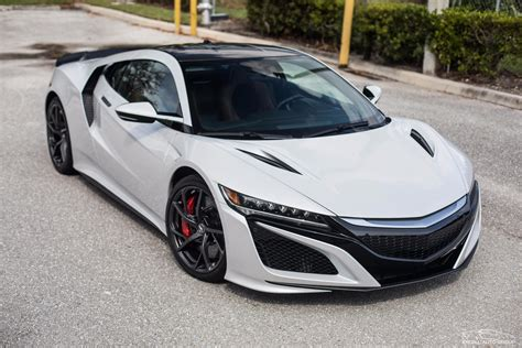 New Acura Nsx For Sale by Casino White Acura Nsx For Sale In South Florida