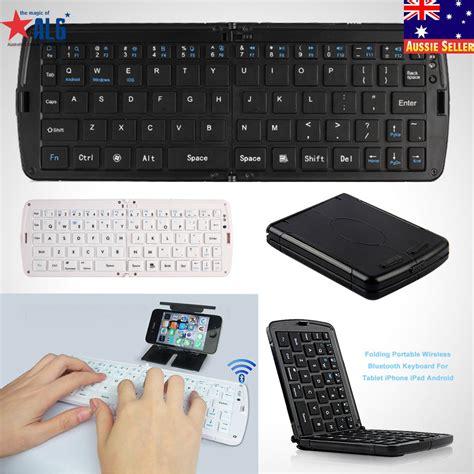 use iphone as bluetooth keyboard folding portable wireless bluetooth keyboard for tablet
