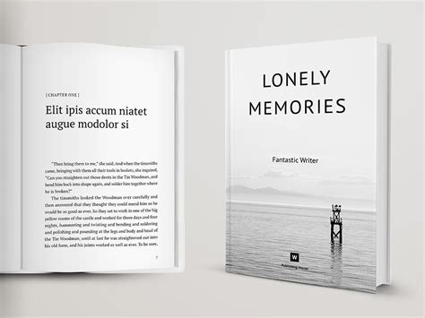 Book Jacket Template Indesign by Novel And Poetry Book Template Indesign Template This Is
