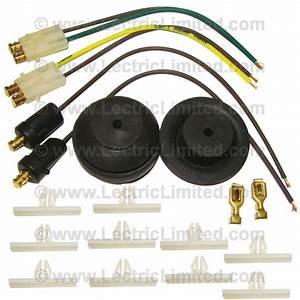 Classic Update Series Wiring Harness Tail Light Kit