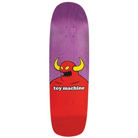 toy machine monster 9 0 team deck skate