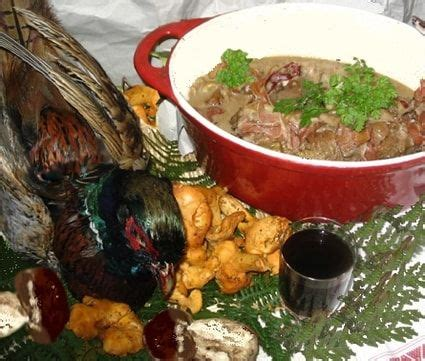 cuisiner le faisan en cocotte les 25 meilleures idées de la catégorie recette faisan