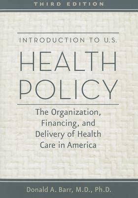 introduction   health policy  organization