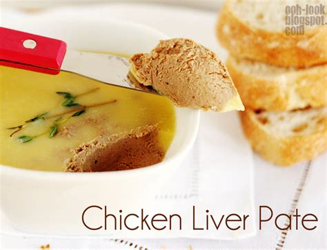 ooh look best chicken liver pate