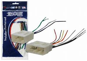 Absolute Usa H856  757903 Radio Wiring Harness For Mazda