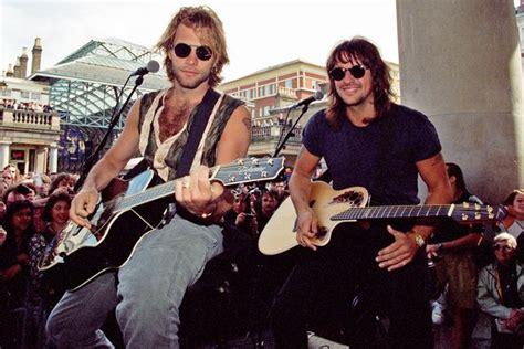 Jon Bon Jovi Admits Was Dark Place For Three Years