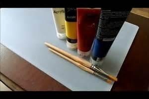 Aus Welchen Farben Mischt Man Lila : video hautfarbe mischen aus acryl so geht 39 s ~ Orissabook.com Haus und Dekorationen