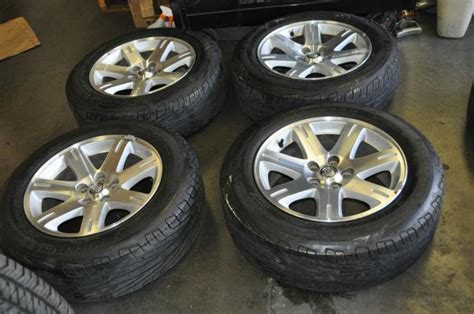 "Sell Chrysler 300 Charger Challenger 17"" Factory Wheels"