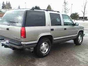 Find Used 1998 Chevrolet Tahoe Ls Sport Utility 4