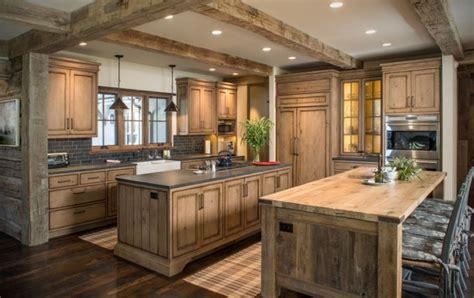 cuisine en bois pas cher sur cuisine bois massif moderne