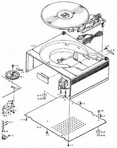 Soundesign Model 6821 Tabletop Systems Genuine Parts