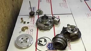 Vw 1 9t Diesel Turbo Rebuild
