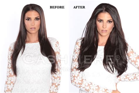 Black Hair To Before And After Pictures by Remy Clip In Hair Extensions Before After Pictures