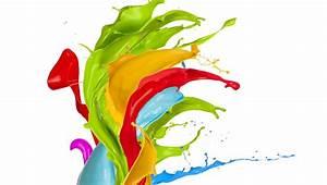 Spray, Design, Colors, Splash, Paint, Drops, Paint ...