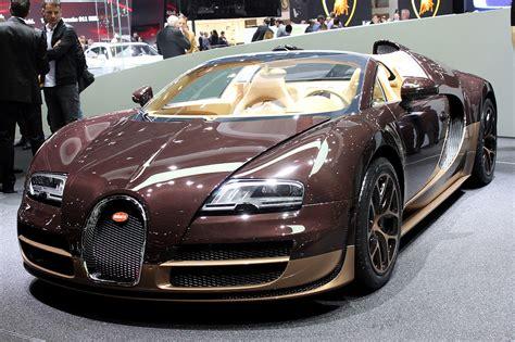 Bugatti Veyron Grand Sport Vitesse Rembrandt Bugatti Este