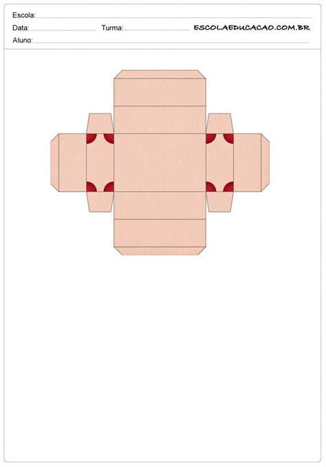 moldes de caixas de papel cartolina ou papel 227 o artesanato