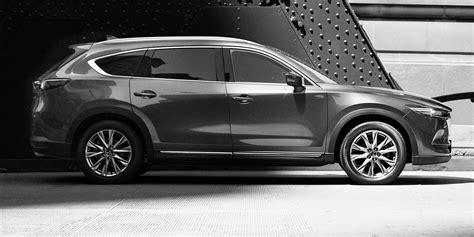 2018 Mazda Cx8 Styling Revealed  Photos (1 Of 5