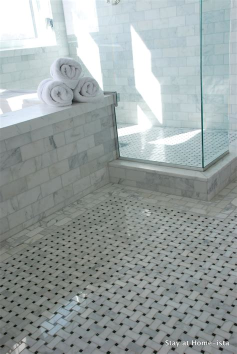 tile shower floor 30 great pictures and ideas of fashioned bathroom tile