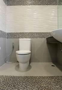 Wc Vorwandelement Verkleiden : toilette fliesen so geht 39 s in 4 schritten ~ Michelbontemps.com Haus und Dekorationen