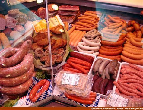 la cuisine allemande la saucisse wurst institution de la cuisine allemande