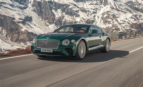 2019 Bentley Continental Gt Reviews