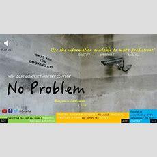 Edexcel Literature Poetry (conflict)  'no Problem' By Benjamin Zephaniah By  Uk Teaching