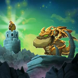 Gold Element Chart Colossal Dragon Information In Dragon City