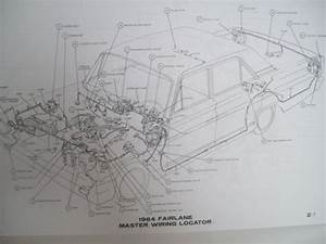 1965 Ford Fairlane Wiring Diagram Covers All Options