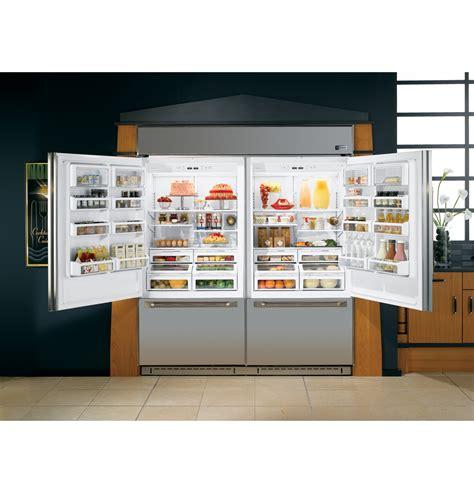 zicpsss ge monogram  professional built  bottom freezer refrigerator monogram