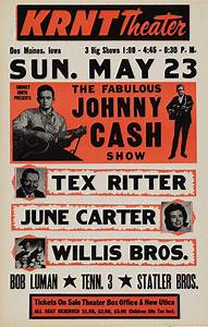 Johnny Cash Poster : 3672 best images on pinterest event posters vintage posters and sports posters ~ Buech-reservation.com Haus und Dekorationen